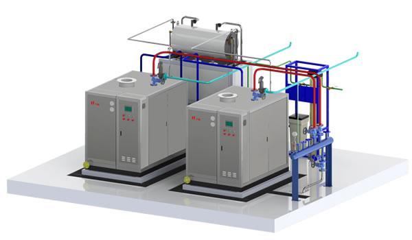 蒸汽锅炉的性能特点